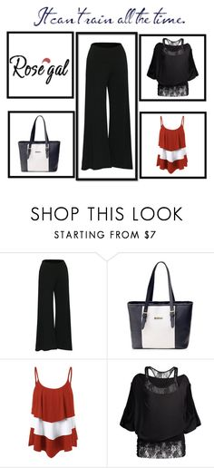 """""""Rosegal 31/90"""" by nermina-okanovic ❤ liked on Polyvore featuring wear, shop, Womens and rosegal"""