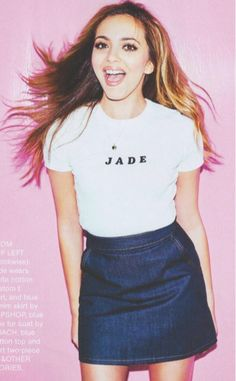 Jade Thirlwall from Little Mix for Wonderland Magazine ♥ Jade Little Mix, Little Mix Girls, Little Mix Style, Jesy Nelson, Perrie Edwards, Jade Amelia Thirlwall, Litte Mix, Cheryl Cole, Mixed Girls