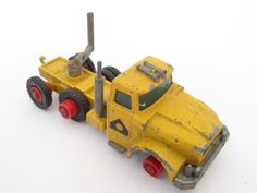 Matchbox Lesney  Pipe Truck - http://www.matchbox-lesney.com/?p=9203