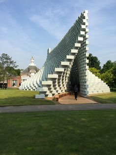 BIG, Serpentine Gallery. London 2016