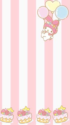 iPhone壁紙 Wallpaper Backgrounds and Plus My Melody iPhone Wallpaper My Melody Wallpaper, Sanrio Wallpaper, Hello Kitty Wallpaper, Kawaii Wallpaper, Cartoon Wallpaper, Cute Wallpapers, Wallpaper Backgrounds, Iphone Wallpaper, Cute Cartoon Characters