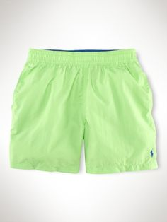 RALPH LAUREN Swim boxer - So many bright colors to choose from!!