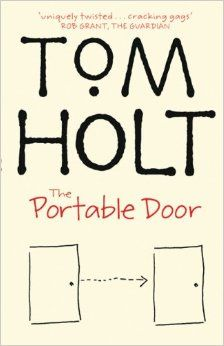 The Portable Door written by Tom Holt performed by Raymond Sawyer on CD (Unabridged) Fantasy Authors, New Job, Reading Lists, Book Lovers, Audiobooks, Toms, Stress, Inspirational Quotes, Writing