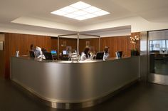 Clinica do Atlântico, Porto - Works Management and Supervision by #Tirion, #MVentura #architecture #Healthcare