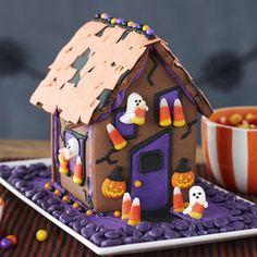 Cute Kids Halloween House