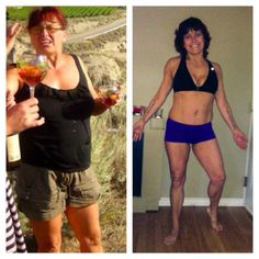 Wow look at Heather!!  Visit  www.EunicesJourney.com     #weightloss #beforeandafter #skinnyfiberworks #inspiration #motivational #recipes #f4s
