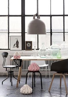 grey & pink by the style files, via Flickr