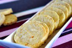 Biscuits apéritif crème et oignon au Thermomix #TM5 #TM31