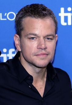TORONTO, ON - SEPTEMBER 11: Actor Matt Damon attends the 'The Martian' press conference at the 2015 Toronto International Film Festival at TIFF Bell Lightbox on September 11, 2015 in Toronto, Canada. (Photo by Isaiah Trickey/FilmMagic)