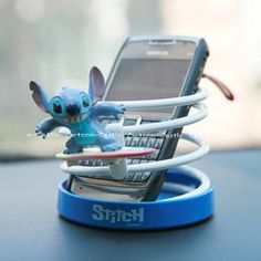 Lilo Stitch Car Auto Dashboard Non Slip Storage Case | eBay