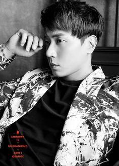 Shinhwa's Andy