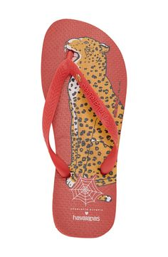 af90d51d1 Havaianas x Charlotte Olympia  Bruce  Flip Flop (Women) Charlotte Olympia