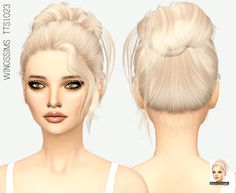 Miss Paraply: Wingssims TTS1023  - Sims 4 Hairs - http://sims4hairs.com/miss-paraply-wingssims-tts1023/