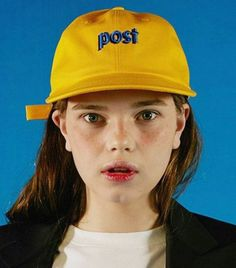 Bonus: It's dad-approved. Ader Error, Dad Caps, Hat Shop, Women Brands, Hats For Men, Who What Wear, New Trends, Outfit Sets, Kids Outfits