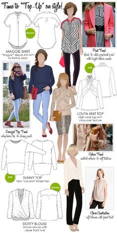 New Sewing Patterns - January 14