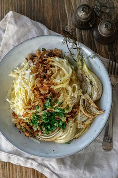 Veggie Recipes, Pasta Recipes, Great Recipes, Vegetarian Cooking, Vegetarian Recipes, Healthy Recipes, Vegan Dishes, Food Dishes, Recipes From Heaven