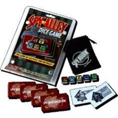 Promoting High Quality Products from Great Companies  SPY ALLEY DICE GAME Company: Spy Alley Partners LLP Category: Games and Puzzles  Review Number #3306
