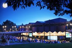 Saratoga Performing Arts Center  Saratoga Springs,s been yes ,creed ,banking,faulous Thunderbirds here NY