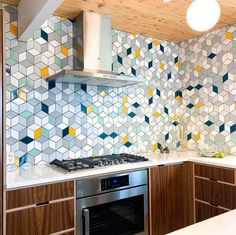 Mercury Mosaics has created beautiful kitchen tile projects for many homes. Browse our favorite handmade ceramic tile renovations to find one for your kitchen. Lake Superior, Kitchen Tiles, Kitchen Design, Handmade Tiles, Handmade Ceramic, Unique Tile, Tile Projects, House Projects, Tile Design