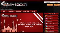 BundaPoker Situs Judi Online Terpercaya Dominoqq Poker online