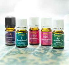 scoliosis young living idaho balsam - Google Search