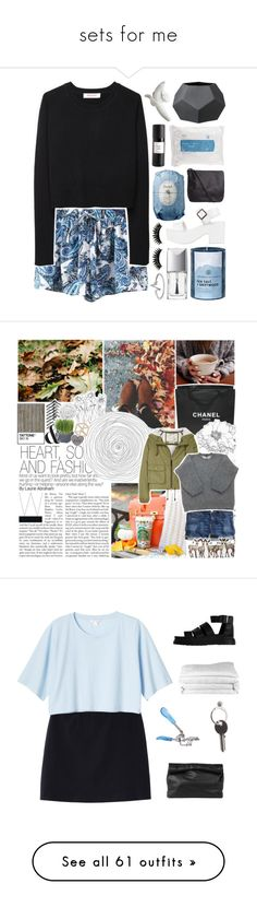 """""""sets for me"""" by kristen-gregory-sexy-sports-babe ❤ liked on Polyvore featuring Organic by John Patrick, Skyn Iceland, Chesapeake Bay Candle, Fresh, Bloomingville, Jonathan Adler, Eight & Bob, Soles, Pieces and Boohoo"""