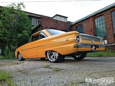 View all photos of 1963 Ford Falcon - Peregrine Pedigree at