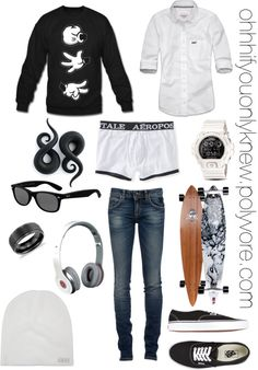 """Untitled #48"" by ohhhifyouonlyknew on Polyvore"