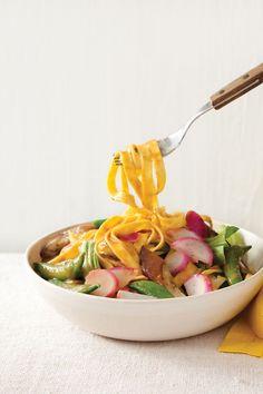 Satay Noodle Salad | Vegetarian Times