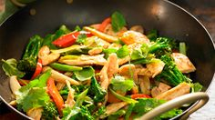 Fragrant Thai Chicken Stir-Fry - Recipe | Continental Recipe Ideas