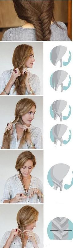 DIY Braid Pictures, Photos, and Images for Facebook, Tumblr, Pinterest, and Twitter
