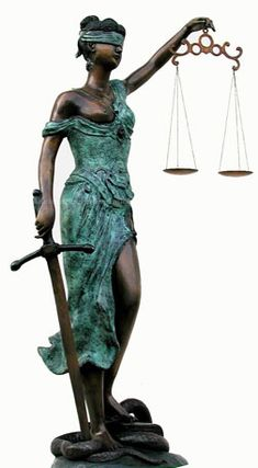 Themis is ZTA's patron goddess of justice. She is usually pictured blindfolded, holding scales in one hand and her sword in the other. Lady Justice, Skin Art, Shoulder Tattoo, Ancient Greece, I Tattoo, Blinds, Daughter, Statue, Goddesses
