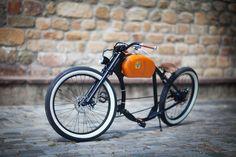 Oto Cycles: ebike vintage made in Barcellona   Veicoli Elettrici