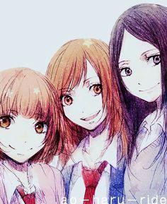 Yuri,futaba & shuko