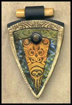 Polydogz Designs :: Polymer Jewelry :: img579