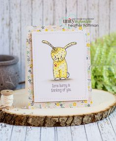 Houses Built of Cards: Some Bunny...