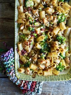 Grilled pasta with chicken and bacon- Gratinert pasta med kylling og bacon Grilled pasta with chicken and bacon - Mexican Food Truck, Mexican Food Recipes, Ethnic Recipes, Traditional Mexican Food, Chicken Pasta, Sugar And Spice, Herbal Remedies, Herbalism, Grilling