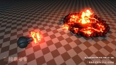 《EW特效大赛》参赛作品_题目一_BH-600 - 第一届游戏特效大赛 - CGwell CG薇儿论坛,最专业的游戏特效师,动画师社区 - Powered by Discuz!