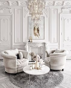 Living Room Designs, Living Room Decor, Bedroom Decor, Living Rooms, Classic Interior, Home Interior Design, Interior Decorating, Classical Interior Design, Decorating Ideas