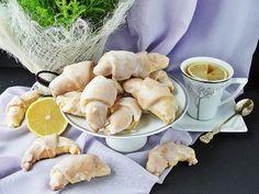 Ala piecze i gotuje: Rogaliki krucho drożdżowe z marmoladą