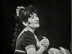"The Epitome of Maria Callas |  ""Vissi d'arte"" from Puccini's Tosca (Covent Garden, 1964)"