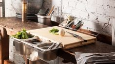 Frankfurter Brett :: The kitchen workbench - Frankfurter Brett