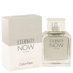 Eternity Now by Calvin Klein Eau De Toilette Spray 3.4 oz