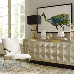 Talitha Credenza - Jonathan Adler, for my dining room between windows
