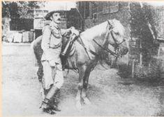 Spanish cavalryman in the Philippines