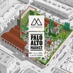 Nos vemos el fin de semana del 3-4 de Octubre en @paloaltomarket ?
