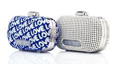 4be5f921e14c5 Luxetips! 12 Days of Luxetips Before Christmas  Stellé Audio® Mini-Clutch  Speaker
