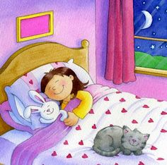 Solve Sweet dreams jigsaw puzzle online with 100 pieces Good Night Sleep Well, Cute Good Night, Good Night Gif, Good Night Sweet Dreams, Good Night Moon, Romantic Good Night Image, Beautiful Good Night Images, Illustration Nocturne, Children's Book Illustration