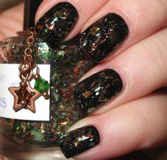 What Are You Lookin' At glitter nail polish 15 by TheLadyVarnishes
