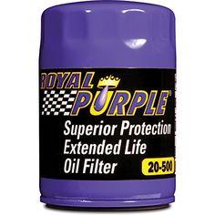 Royal Purple  Oil Filter To View Further For This Item Visit
